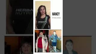 Testimonio de Nancy